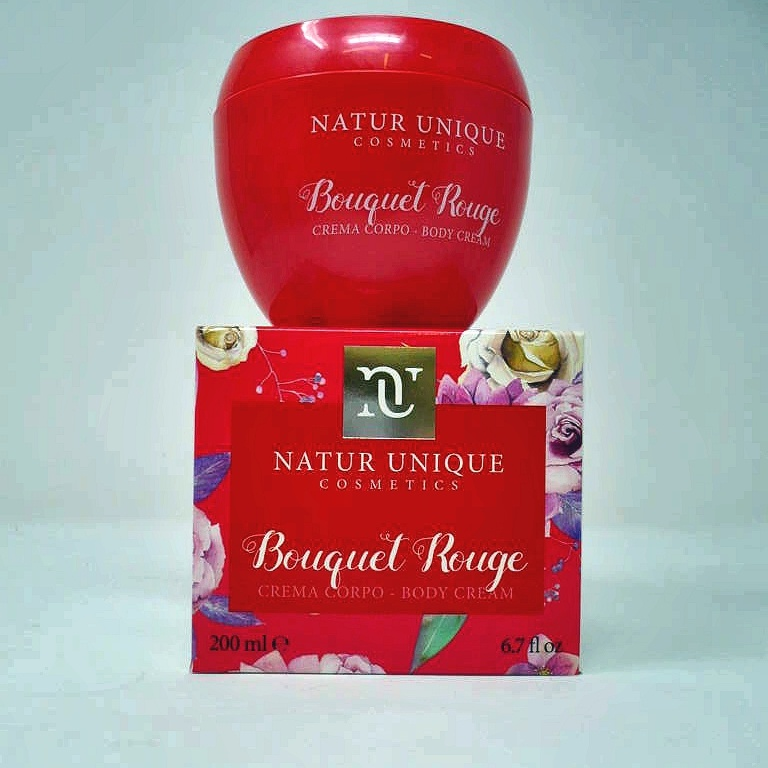 Bouquet Rouge Crema Corpo