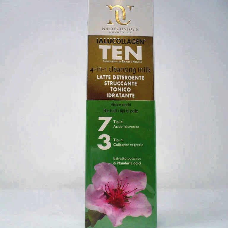 Ialucollagen TEN Latte Detergente 4 in 1